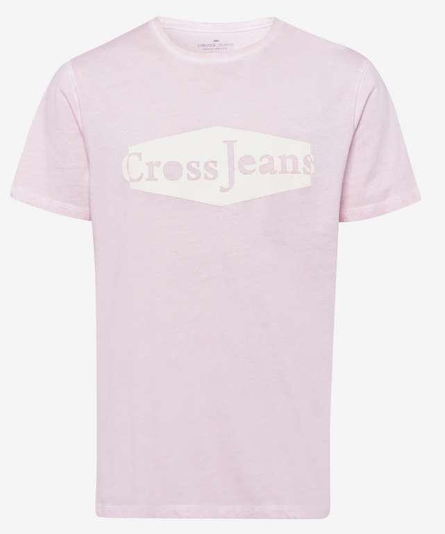 Cross Jeans T-Shirt in pink für 8,99€inkl. Versand (statt 15€)