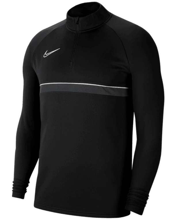 Nike Trainingsoberteil Academy 21 Drill Top 1/4 Zip LS (versch. Farben) für je 21,95€ inkl. Versand (statt 26€)