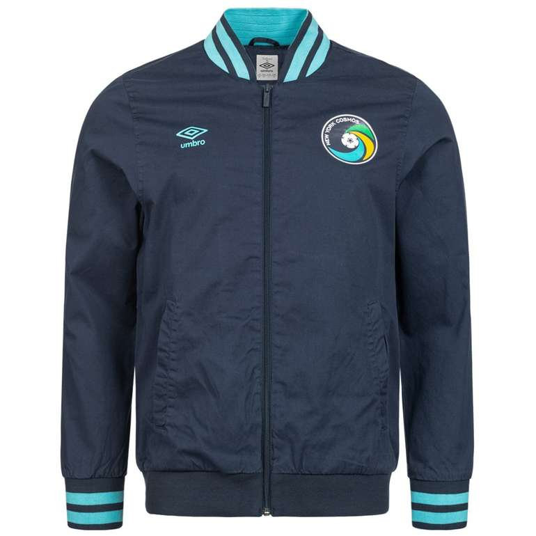 New York Cosmos Umbro Herren Vintage Woven Jacke für 22,94€ inkl. Versand