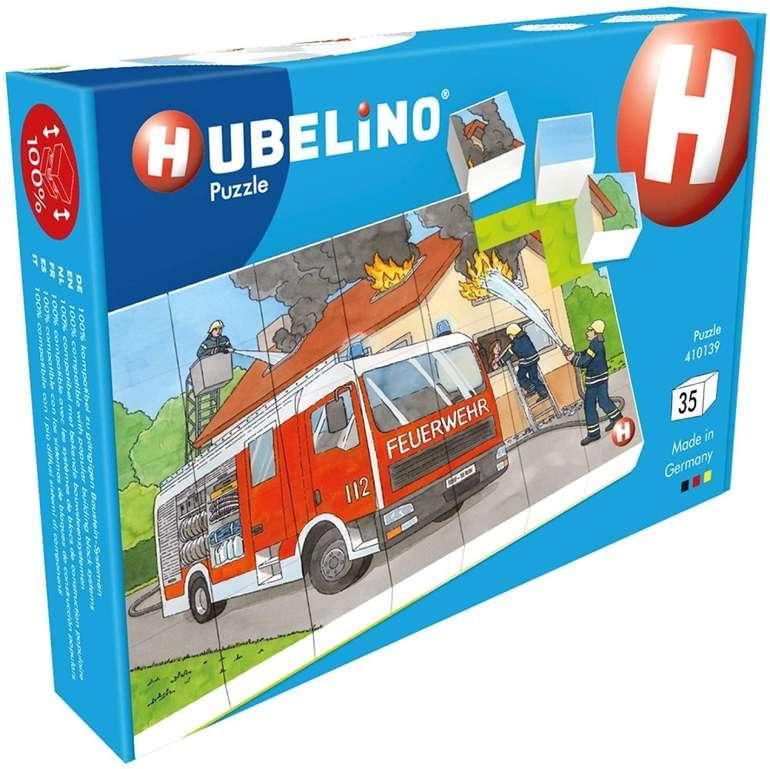 Hubelino Puzzle Feuerwehr Einsatz (35-tlg.) für 15,58€ inkl. Versand (statt 20€)