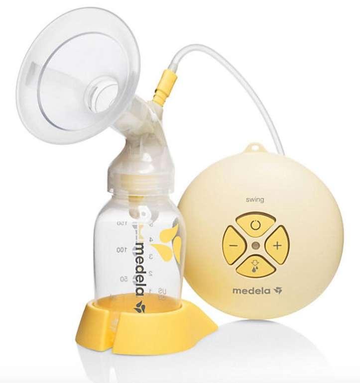 Medela Swing - Elektrische Milchpumpe für 95,39€ inkl. Versand (statt 125€)