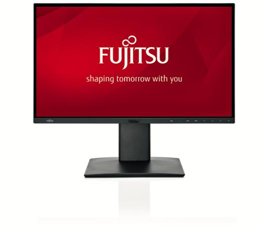 "Fujitsu P27-8 TS Pro - 27"" IPS LCD-Display (mattschwarz) für 329,90€ inkl. VSK"