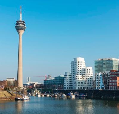 2 Tage Düsseldorf im 5* Hilton Hotel mit Frühstück nur 44€ p.P.