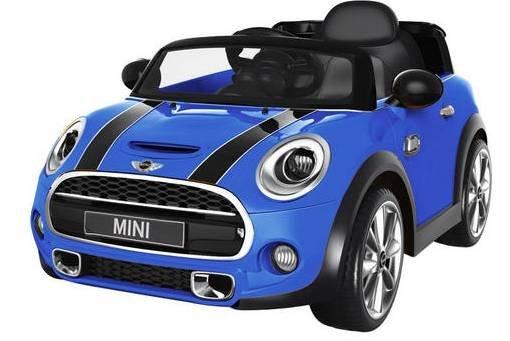 Kinder Elektroauto Ride on Mini Cooper für 107,88€ inkl. Versand (statt 143€)