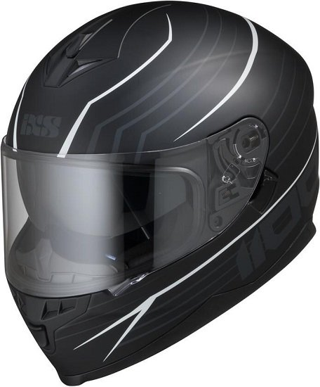iXS Helm 1100 2.1 Integralhelm (Gr. S, M, L & XXL) für 57,95€ inkl. Versand (statt 78€)