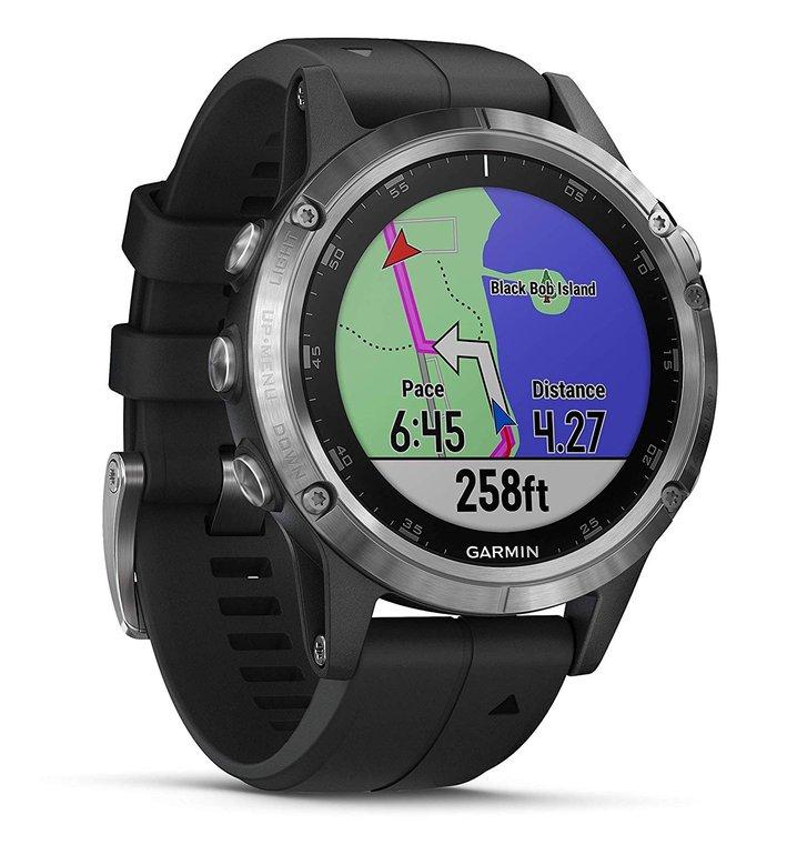 Garmin Fenix 5 Plus Sport-Smartwatch für 349€ inkl. Versand (statt 410€)