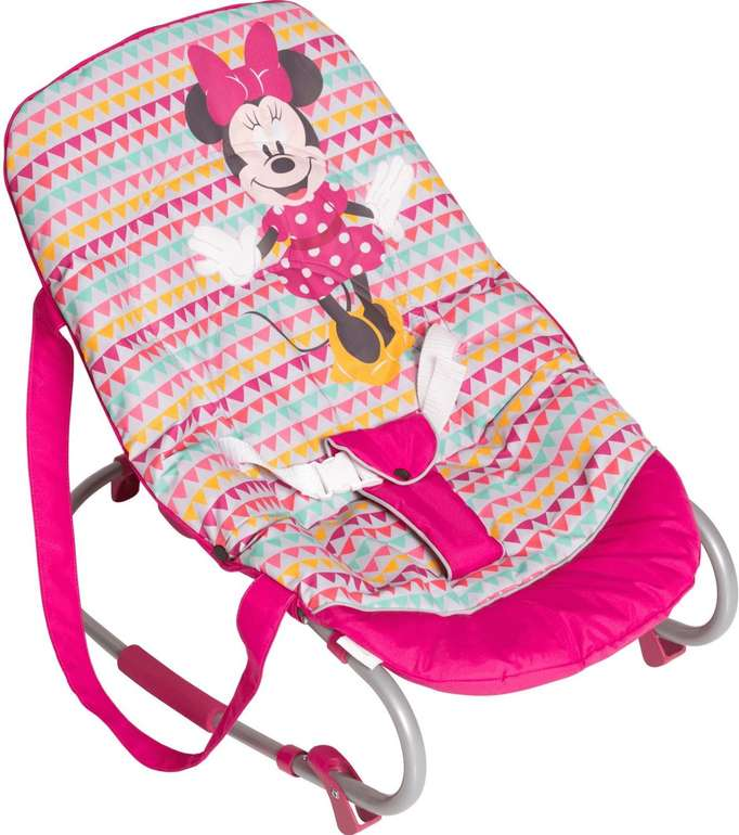 Hauck Baby Wippe Rocky Minnie Pink für 25,58€ inkl. Versand (statt 34€)