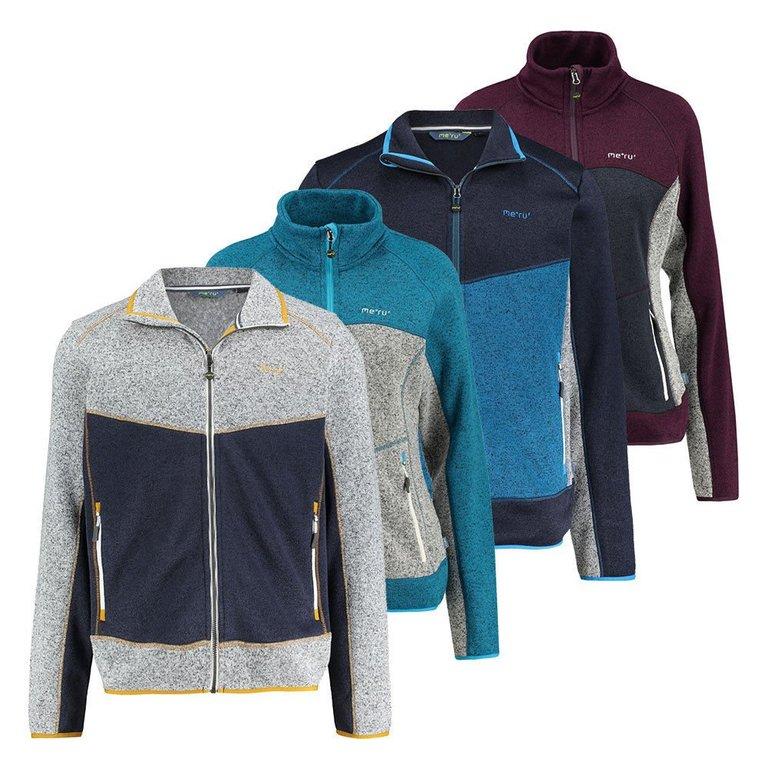 Meru Damen und Herren Fleece-Outdoorjacken für je 39,90€ inkl. VSK (statt 53€)
