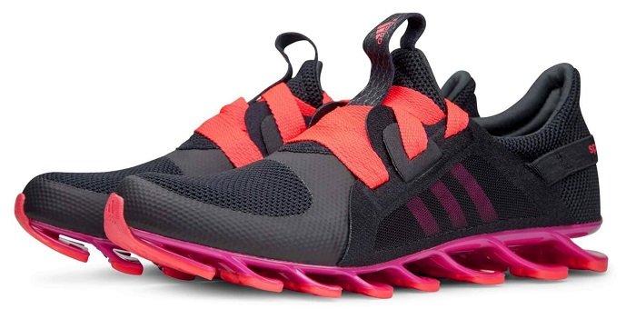Adidas Springblade Nanaya Damen Laufschuhe für 44,99€ inkl. VSK