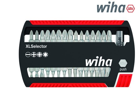 31-tlg. Wiha XLSelector Standard-Bitsatz für 25,90€ inkl. Versand (statt 33€)