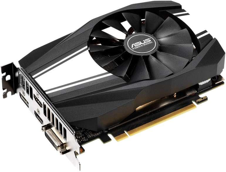 ASUS GeForce RTX 2060 Phoenix 6GB Grafikkarte für 285€ inkl. VSK (statt 335€)