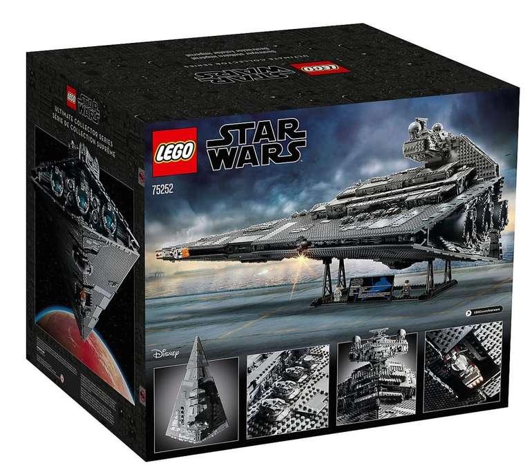 Lego Imperialer Sternzerstörer (75252) für 601,48€ inkl. Versand (statt 645€)