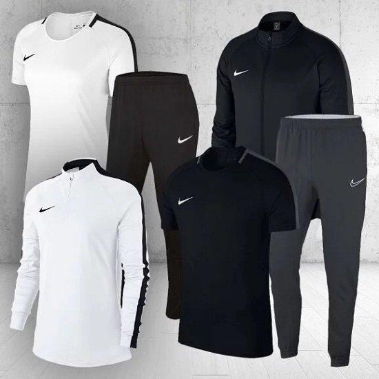 Nike Academy - 3-teiliges Set für Damen und Herren ab 47,95€ (statt 64€)