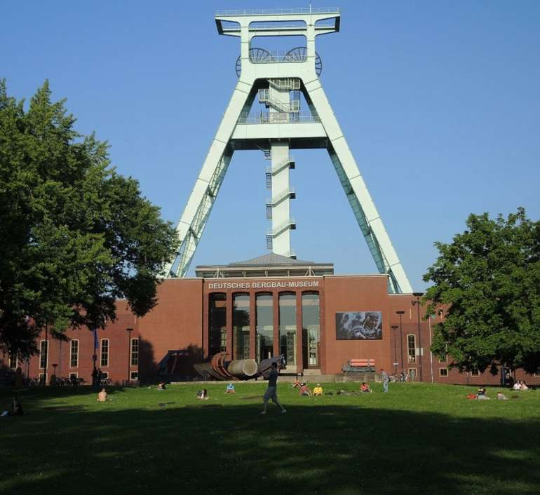 Bergbau-Museum Bochum: Pay what you want Aktion (Zahl was du willst!)