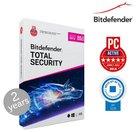 Bitdefender Total Security 2019 - 2 Jahre & bis zu 10 Geräte für 36,95€