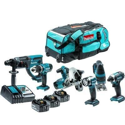 Werkzeug-Deal: Makita 18V Akku Combo Kit für 699€ inkl. Versand (statt 835€)