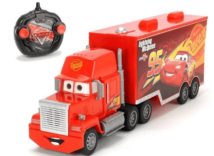 Dickie Toys RC Cars 3 Turbo Mack Truck (89025) für 38,99€ (statt 48€)