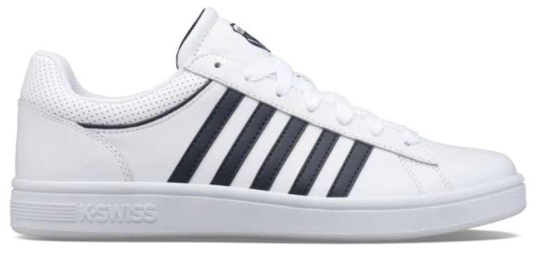 K-Swiss Sale mit 30% Extra Rabatt - z.B. Court Winston Sneaker für 20,99€ (statt 50€)