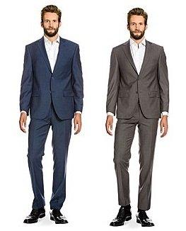 Daniel Hechter Anzüge aus 100% Schurrwolle für 111,11€ (statt 225€)