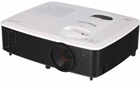 Ricoh PJ S2440 Business DLP-Beamer (SVGA 800 x 600, HDMI, 3D) für 174,99€
