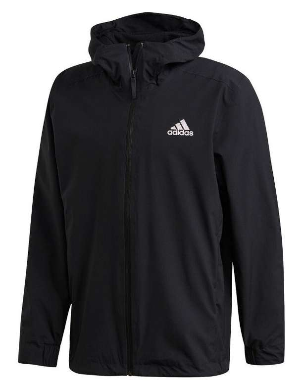"Adidas Herren Regenjacke ""BSC 3 RAIN.RDY"" für 54,58€ (statt 80€)"