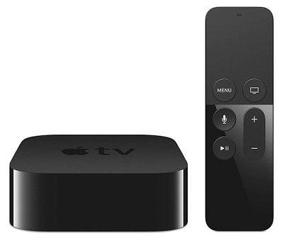 Apple TV 4. Generation mit 64GB für 134€ inkl. Versand (statt 165€)