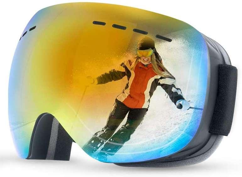 Anyuke Unisex Skibrille für 9,49€ inkl. Prime Versand (statt 19€)
