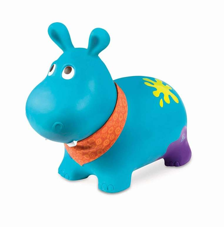 "B. Toys Hüpftier ""Bouncer Hippo"" für 23,94€ inkl. Versand (statt 28€)"
