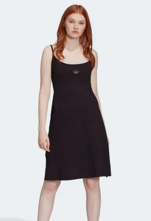 Adidas Originals Kleid in schwarz für 22,26€ inkl. Versand (statt 38€) - Creators Club