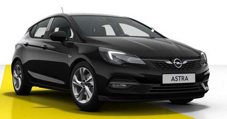 Gewerbeleasing: Opel Astra Edition mit 145 PS für 47,98€ netto mtl. (LF: 0.20, Überführung: 995€)