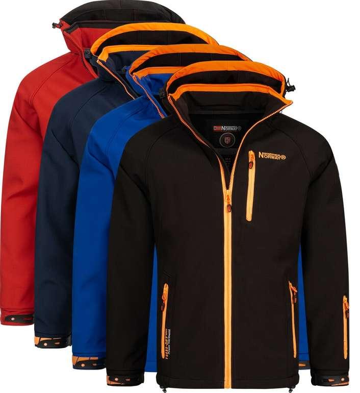 Geographical Norway FVSB Herren Softshell Jacke für 54,90€ inkl. Versand (statt 70€)
