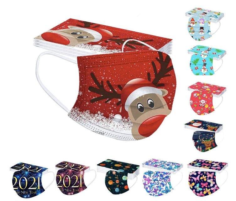 BiCophy 10 Stücke Einwegmasken Kinder für 2,99€ inkl. Versand (statt 14,95€)