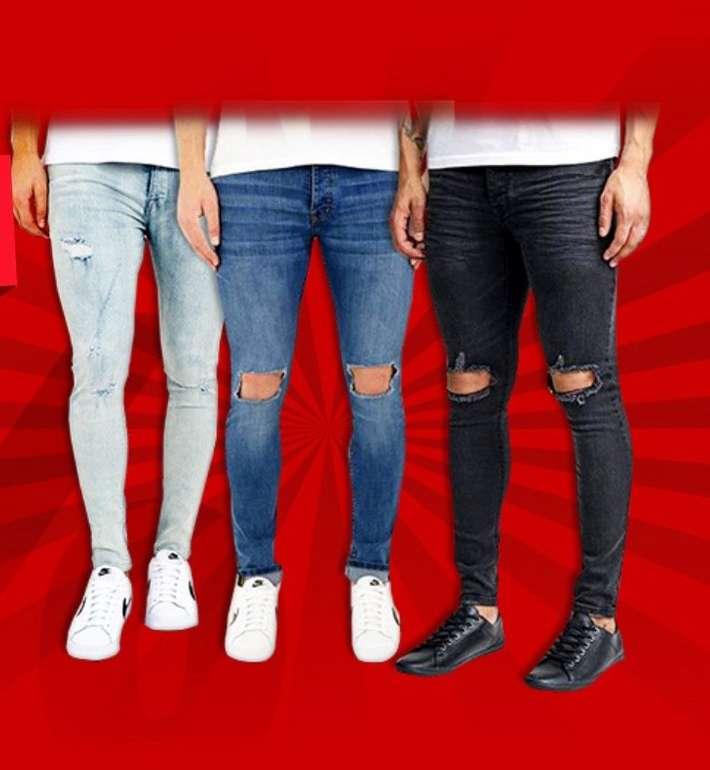 Brave Soul Herren Jeans Hosen (versch. Modelle) für je 17,08€ inkl. Versand (statt 24€)