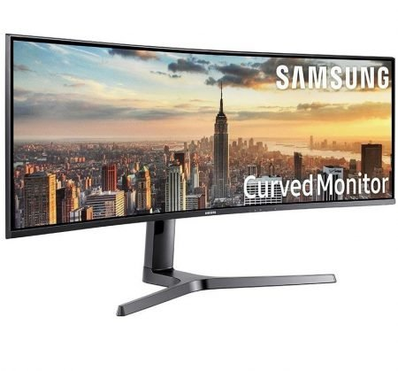 """Samsung C43J89 Curved Monitor (43"""", 5ms, 120 Hz) für 664,05€ inkl. VSK"""