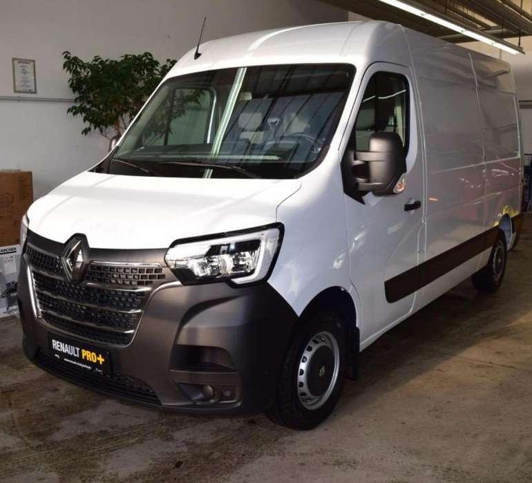 Gewerbe Leasing: Renault Master L2H2 3,3t dCi 135 für 87,86€ netto mtl. (Bereitstellung: 999€ brutto, LF: 0,24)