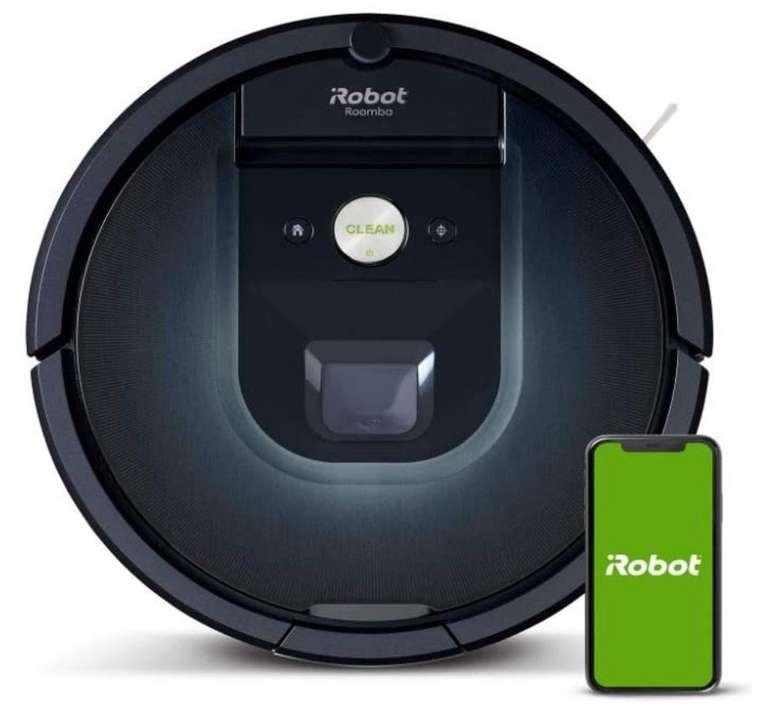 iRobot Roomba 981 Staubsaugerroboter mit App-Steuerung für 389€ inkl. Versand (statt 459€)