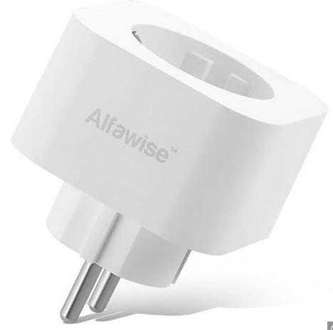 Alfawise PE1004T smarte Steckdose (Alexa & Google Home) für 6,68€ inkl. Versand
