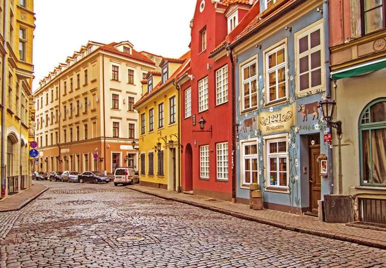 Riga, Lettland: Hin- und Rückflug ab Berlin für 16,99€ - Reisezeitraum: Oktober 2021!