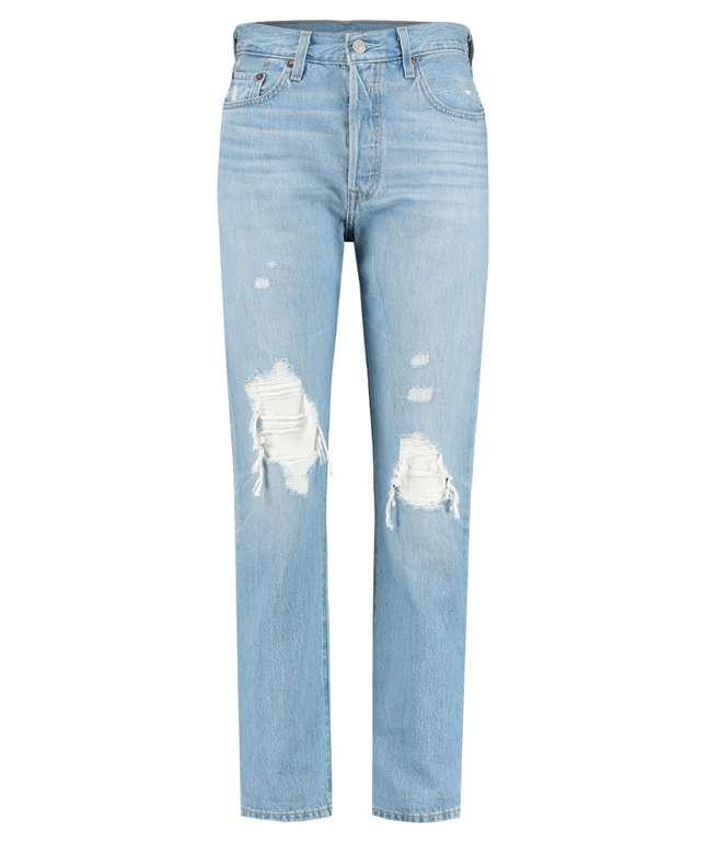 Levi's Damen Jeans 501 Crop Montgomery für 81,72€ inkl. Versand (statt 122€)