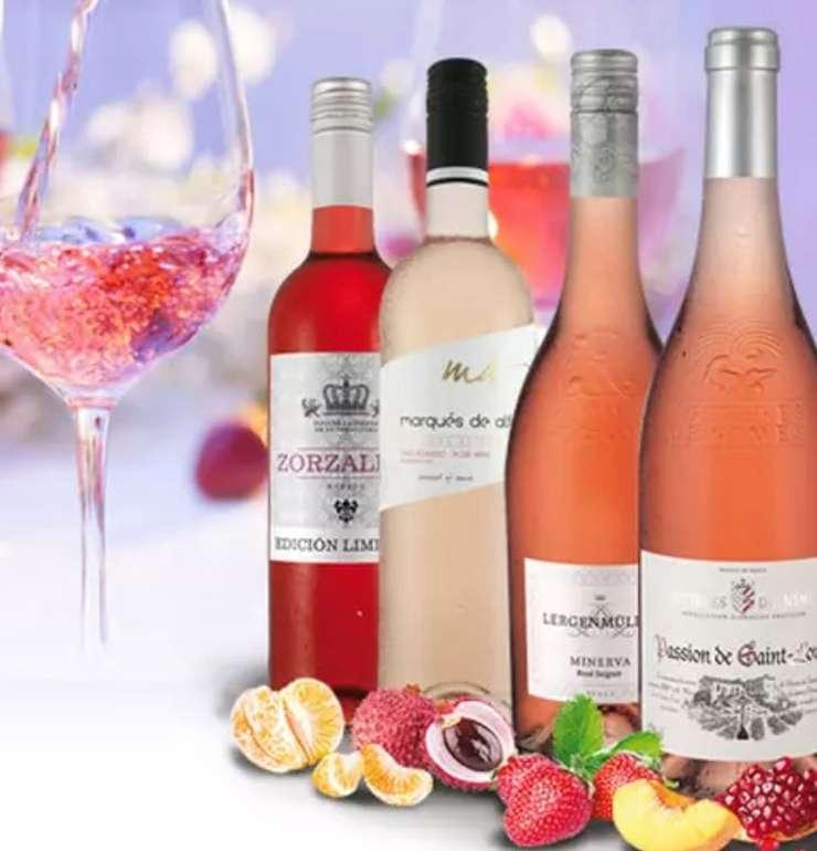 30€ Ebrosia Weinshop Wertgutschein (anrechenbar auf das gesamte Wein-Sortiment) für 14,25€