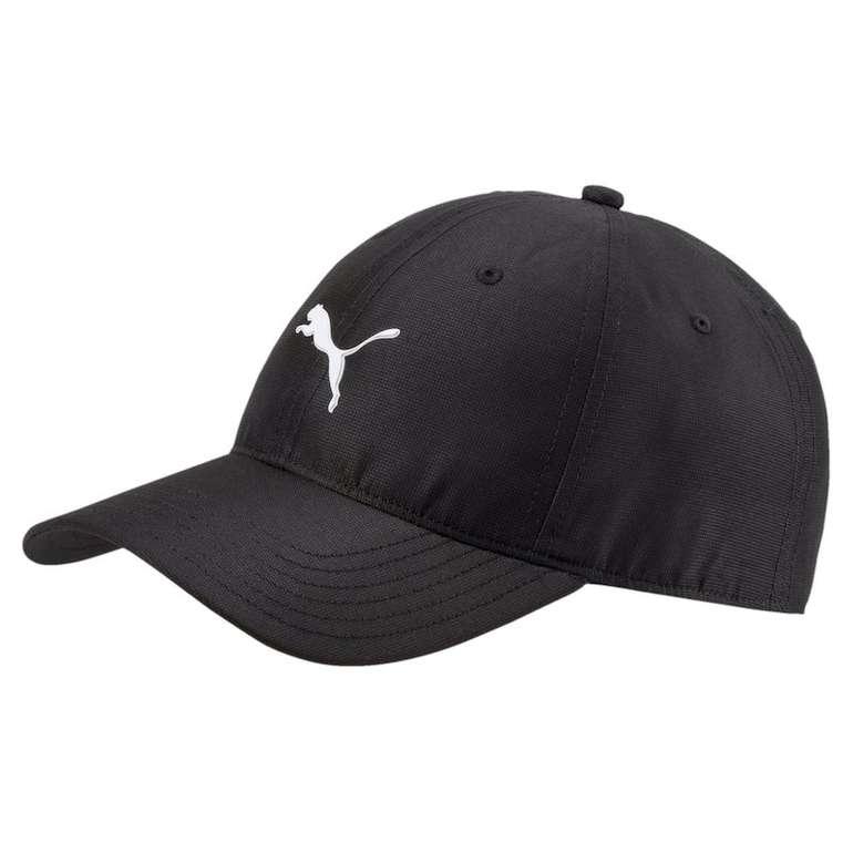 Puma Cap 'Pounce' in schwarz oder weiß für 11,90€ (statt 19€)