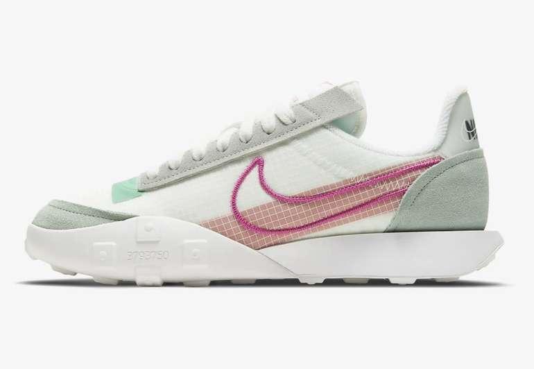 Nike Waffle Racer 2X Damen Schuhe in 2 Farben für je 79,99€ (statt 100€) - Nike Membership!
