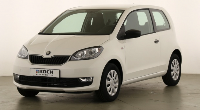 Skoda Citigo Cool Edition mit 60PS für 69€ im Privatleasing (LF: 0,59)