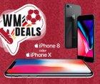 Apple iPhone X für 99€ + O2 Allnet-Flat mit 60GB LTE für 59,99€ mtl.