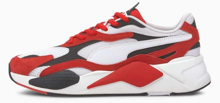 Puma RS-X3 Super Sneaker in 3 verschiedenen Farbgebungen für 37,49€inkl. Versand (statt 74€)