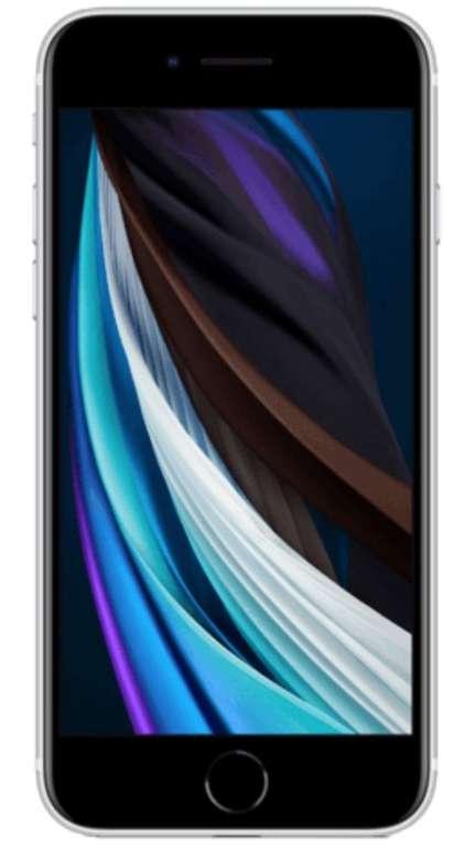 Apple iPhone SE (2020) 64GB (29€) + Vodafone Allnet Flat mit 6GB LTE für 19,99€ mtl.