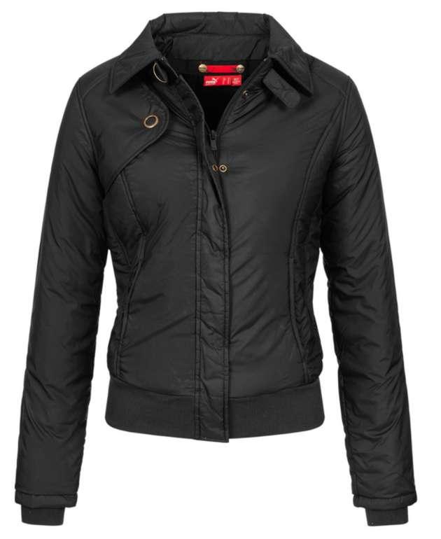 Puma FL Padded Damen Winterjacke in schwarz oder grau für 24,94€inkl. Versand (statt 42€)