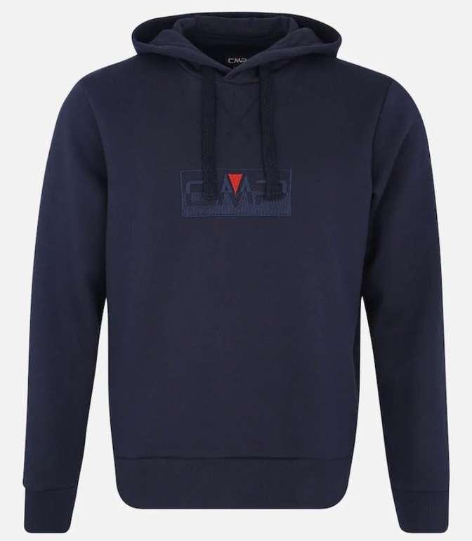 CMP Herren Sport-Sweatshirt 'Man Sweat Fix Hood' in navy für 19,31€ inkl. Versand (statt 39€)
