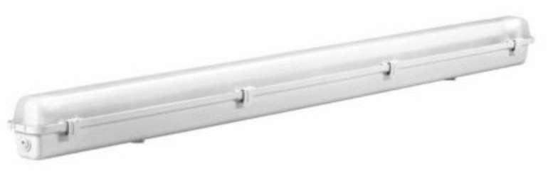 Ledvance Submarine 16W LED Feuchtraumleuchte (126 cm, 4000K inkl. 1x LED Röhre) für 17,86€ (statt 23€)