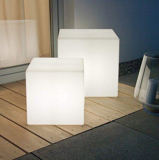8 Seasons One Day Sale, z.B. Cube Lampe 43 x 43 cm für 69,99€ zzgl. VSK (statt 109€)